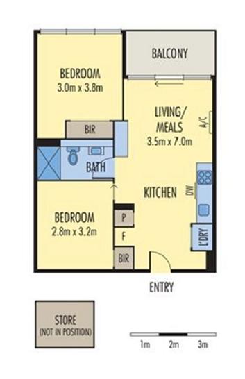 4501/220 Spencer Street, Melbourne 3000, VIC Apartment Photo