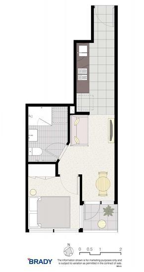 2908/500 Elizabeth Street, Melbourne 3000, VIC Apartment Photo