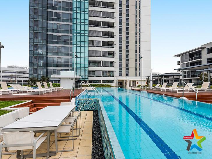 1704B/8 Adelaide Terrace, East Perth 6004, WA Apartment Photo