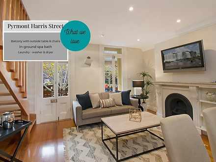 189A Harris Street, Pyrmont 2009, NSW Apartment Photo