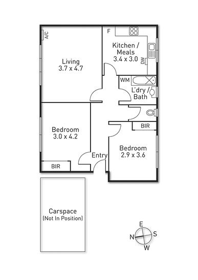 11/165 Power Street, Hawthorn 3122, VIC Apartment Photo