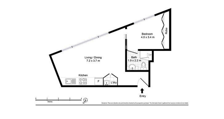 1804/30 Glen Street, Milsons Point 2061, NSW Apartment Photo