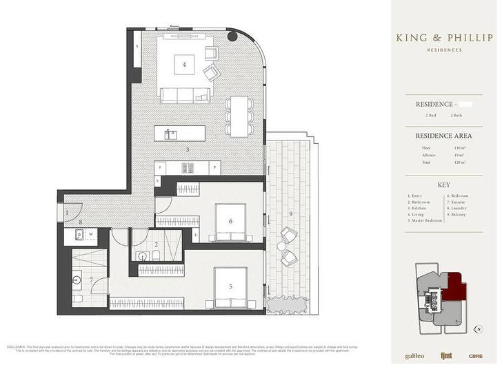 160 King Street, Sydney 2000, NSW Apartment Photo