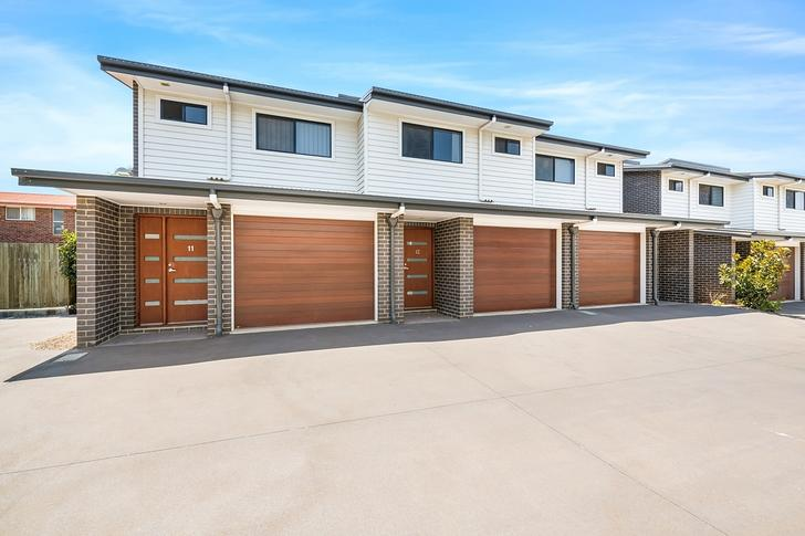 12/81 Vacy Street, Newtown 4350, QLD Townhouse Photo
