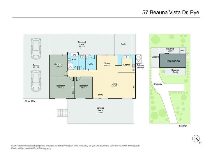 57 Beauna Vista Drive, Rye 3941, VIC House Photo