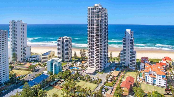 ID:3915215/4-12 Old Burleigh Road, Surfers Paradise 4217, QLD Apartment Photo