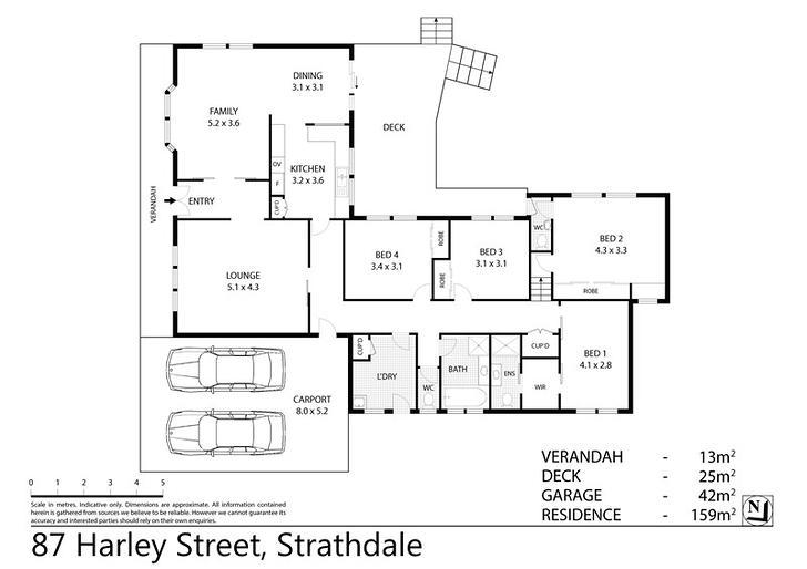 87 Harley Street, Strathdale 3550, VIC House Photo