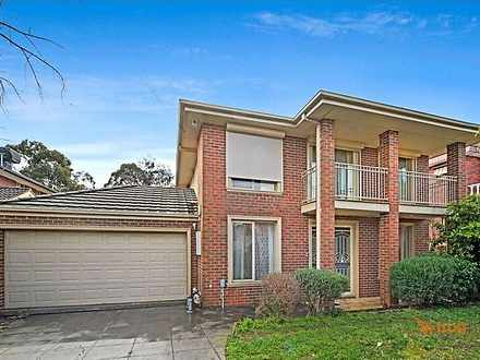 1/187 George Street, Doncaster 3108, VIC Townhouse Photo