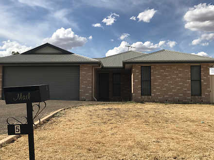 5 Barry Place, Dalby 4405, QLD House Photo