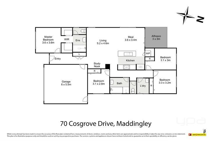 70 Cosgrove Drive, Maddingley 3340, VIC House Photo