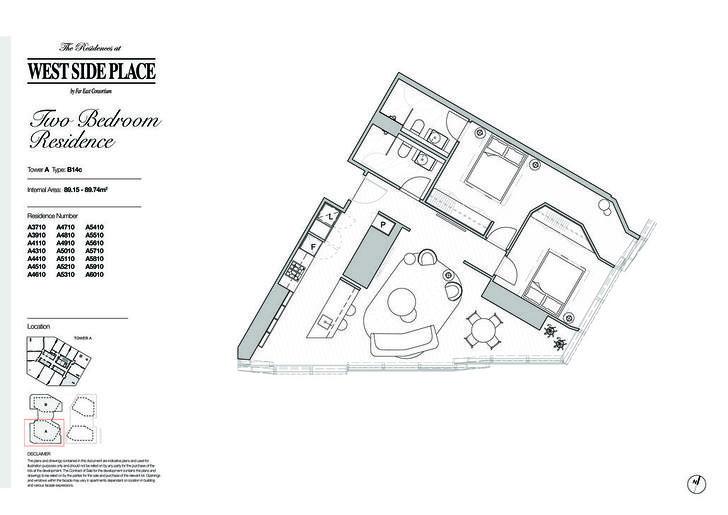 4510/260 Spencer Street, Melbourne 3000, VIC Apartment Photo