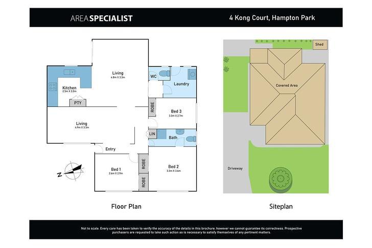 4 Kong Court, Hampton Park 3976, VIC House Photo