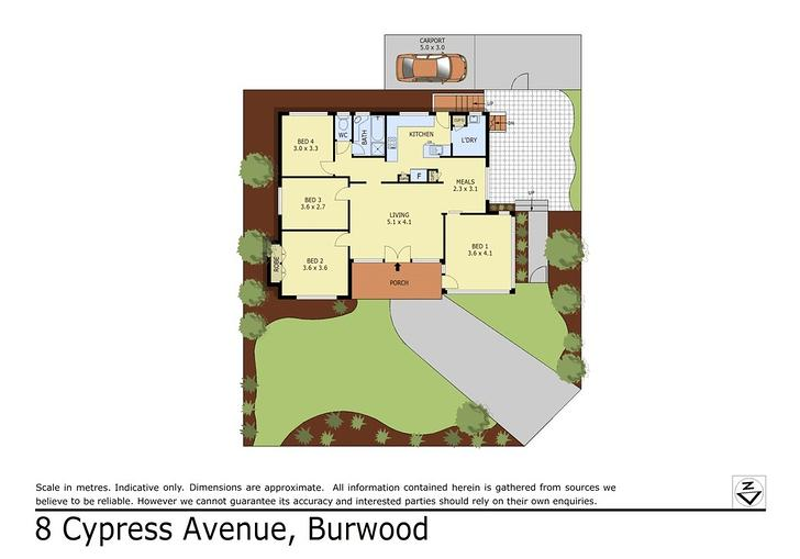 8 Cypress Avenue, Burwood 3125, VIC House Photo