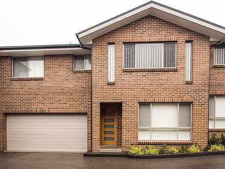 7/77-79 Stewart Avenue, Hammondville 2170, NSW Townhouse Photo