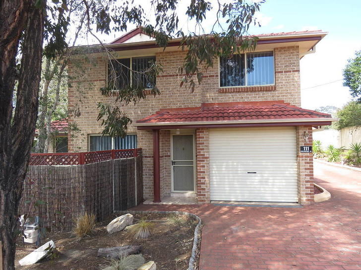 1/111 Chelmsford Road, South Wentworthville 2145, NSW Townhouse Photo