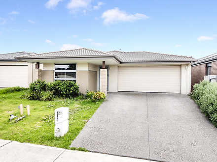 21 Naas Road, Clyde North 3978, VIC House Photo