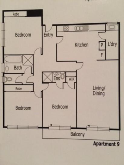 9/142 Hotham Street, St Kilda East 3183, VIC Apartment Photo
