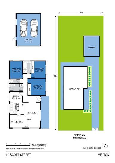 42 Scott Street, Melton 3337, VIC House Photo