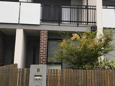 8 Wilson Mews, North Melbourne 3051, VIC Townhouse Photo