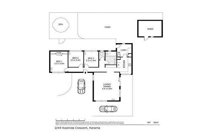 2/44 Koolinda Crescent, Karama 0812, NT Duplex_semi Photo