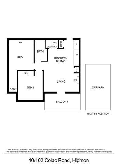 10/102 Colac Road, Highton 3216, VIC Apartment Photo