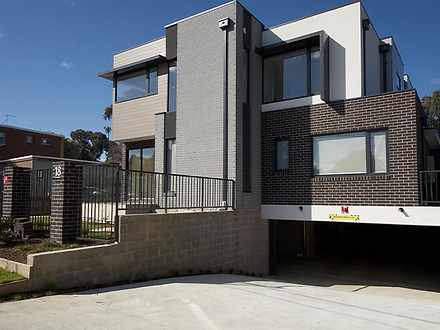 1/18 Wetherby Road, Doncaster 3108, VIC Townhouse Photo