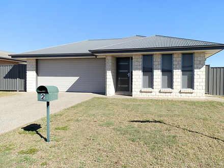 2 Singleton Court, Emerald 4720, QLD House Photo
