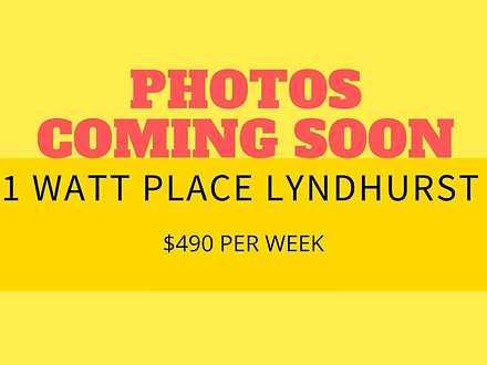 1 Watt Place, Lyndhurst 3975, VIC House Photo