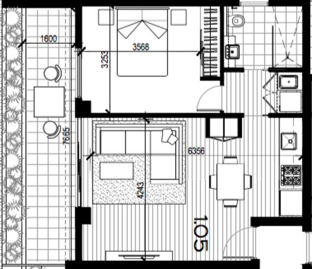 105/3-5 Centennial Avenue, Brunswick West 3055, VIC Apartment Photo