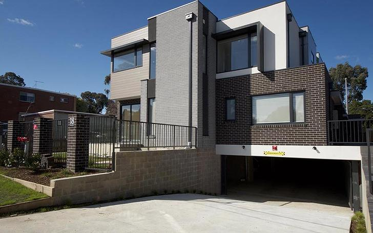 2/18 Wetherby Road, Doncaster 3108, VIC Townhouse Photo