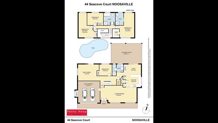44 Seacove Court, Noosaville 4566, QLD House Photo