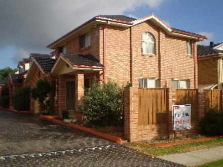 3/15-17 Orchard Road, Bass Hill 2197, NSW Townhouse Photo