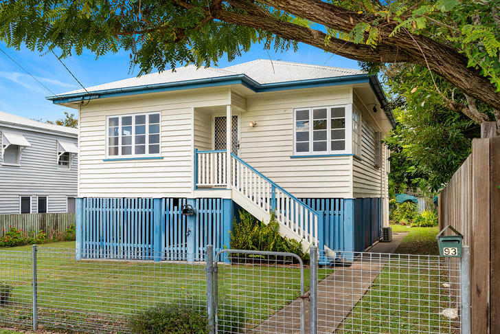 93 Armstrong Road, Cannon Hill 4170, QLD House Photo