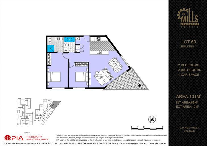 311/27 Dressler Court, Merrylands 2160, NSW Apartment Photo