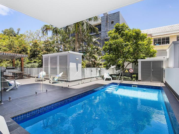 43/27 Manning Street, Milton 4064, QLD Apartment Photo