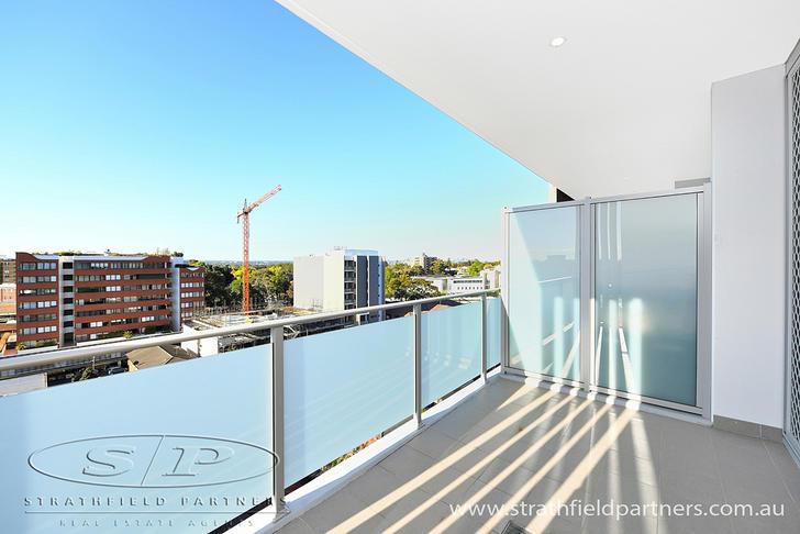 807/8-14 Lyons Street, Strathfield 2135, NSW Apartment Photo