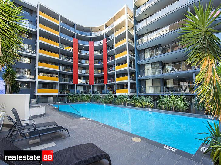 18/69 Milligan Street, Perth 6000, WA Apartment Photo