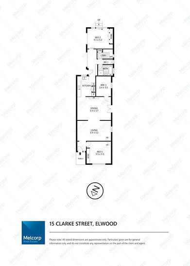 15 Clarke Street, Elwood 3184, VIC House Photo