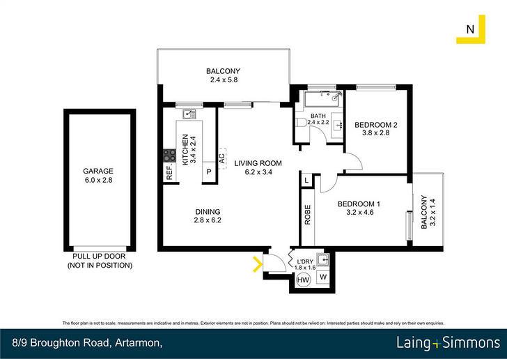 8/9 Broughton Road, Artarmon 2064, NSW Apartment Photo