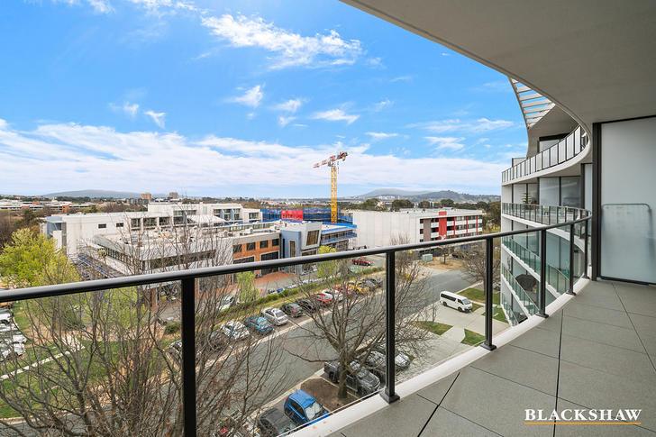 64/74 Leichhardt Street, Griffith 2603, ACT Apartment Photo