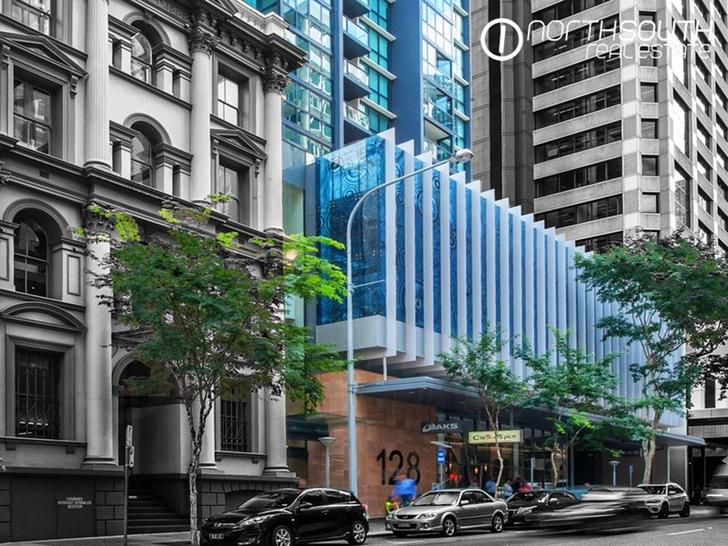 1202/128 Charlotte Street, Brisbane City 4000, QLD Apartment Photo