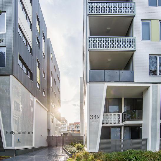 335/349 George Street, Waterloo 2017, NSW Apartment Photo