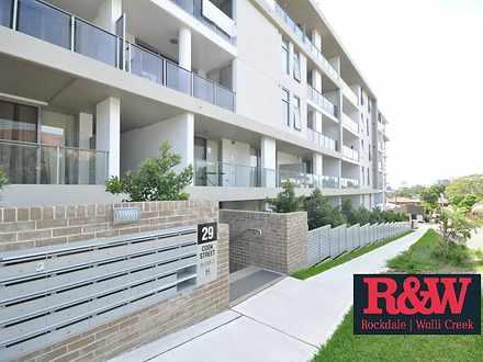 H702/29 Cook Street, Turrella 2205, NSW Apartment Photo
