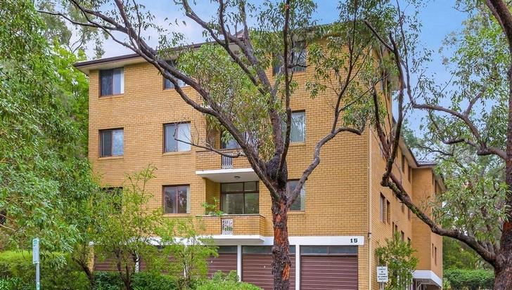 13/15 Cottonwood Crescent, Macquarie Park 2113, NSW Unit Photo