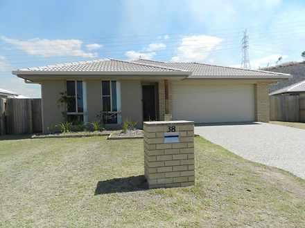 38 Briffney Street, Kirkwood 4680, QLD House Photo