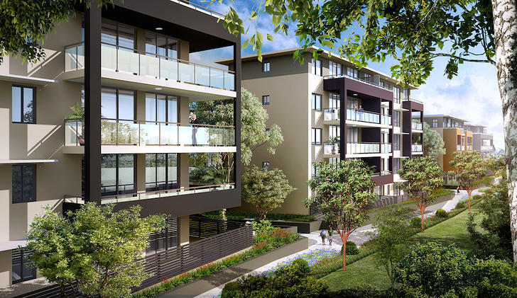 C3-7/10-18 Free Settlers Drive, Kellyville 2155, NSW Apartment Photo