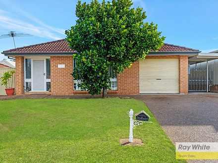 107 Falcon Circuit, Green Valley 2168, NSW House Photo