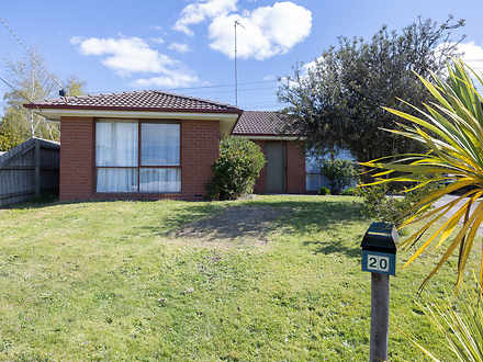20 Melvyn Crescent, Mount Clear 3350, VIC House Photo