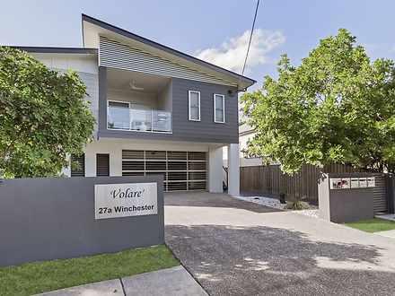 2/27A Winchester Street, Hamilton 4007, QLD Townhouse Photo