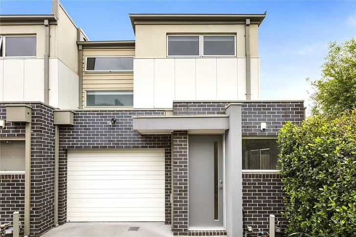 5/156 Francis Street, Yarraville 3013, VIC Townhouse Photo